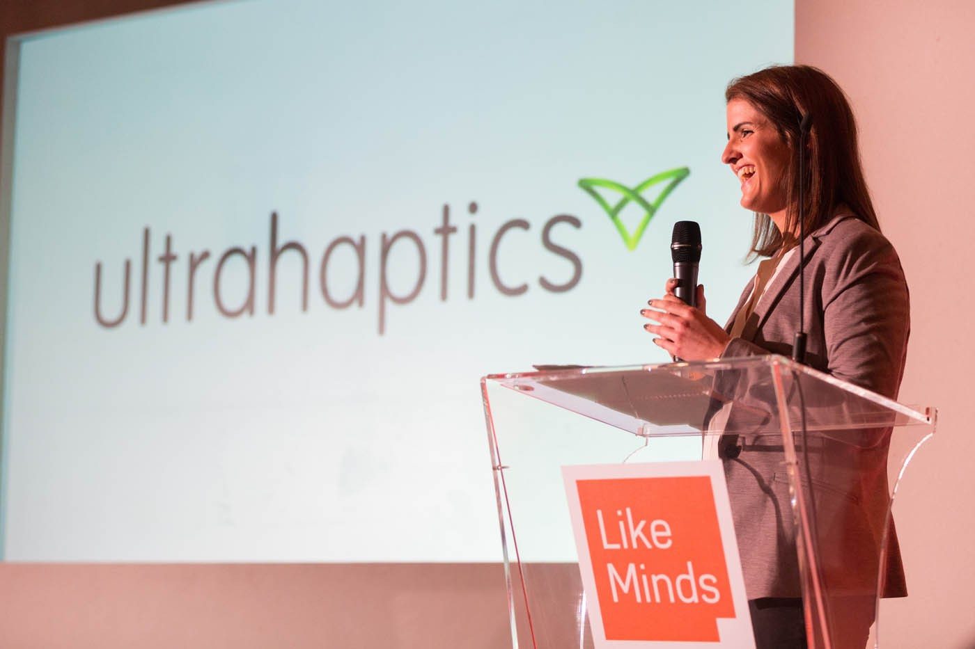 Ruth Millar – Ultrahaptics